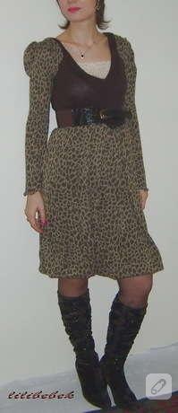 Dönüştürülen elbise
