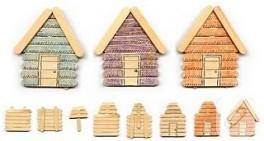 Dondurma Çubuklarıyla Ev