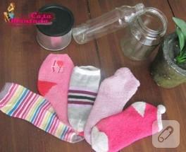 tek kalan çoraplar değerlensin:))