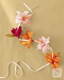 Binbir Türlü Kağıt Çiçek Yapımı