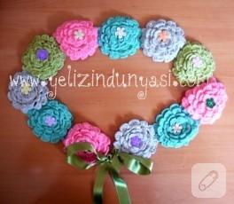 Çiçek kemer