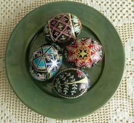 Bu yumurtalar da yenmez :)