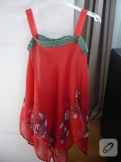 tülbent elbise
