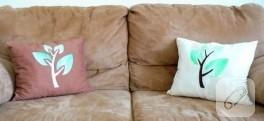 yapımı kolay yastıklar:)
