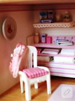 Yeni Bebek odasi Maketim