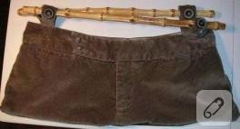 Pantalondan Çanta Yapımı