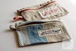Fermuarlı cüzdan nasıl dikilir ?
