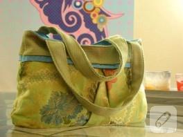 Güzel bir çanta modeli daha :)