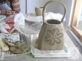 seramik çaydanlık yapalım mı?