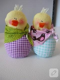 Yumurtadan çıkanlara bakın