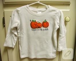 portakal tişört