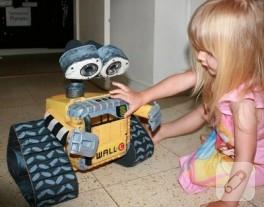 Evyapımı Wall-E maketi