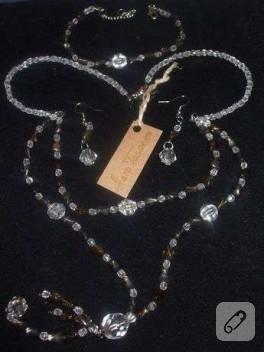 simetrik kristal  takılar…