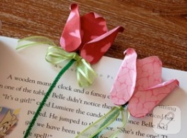 Kağıt Çiçekler İle Küçük Mutluluklar
