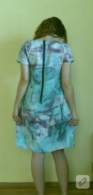 elbise dikimi ve fermuar nasıl dikilir:)