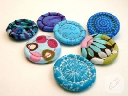 Rengarenk Düğmeler