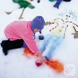 Renkli Kar