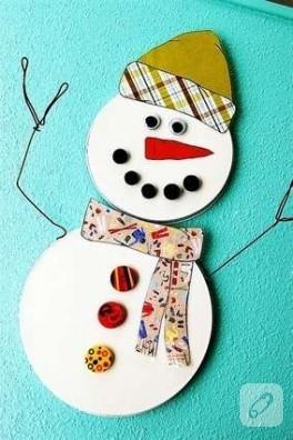 kardan adam nasıl yapılmış?
