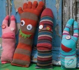 Çorap Canavarları
