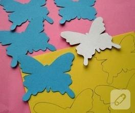 Kelebeklerle dans :)