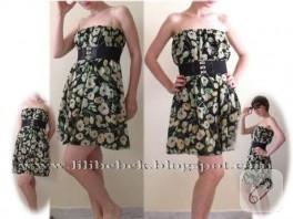 1′de 5 elbise