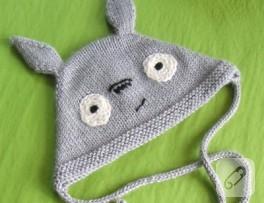 Bebeklere şirin şapka