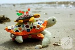 Kaplumbağa İğnedenlik Yapımı