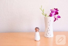 Kolay vazo yapımı