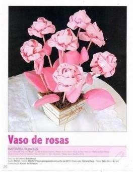 Pembe Romantik Güller