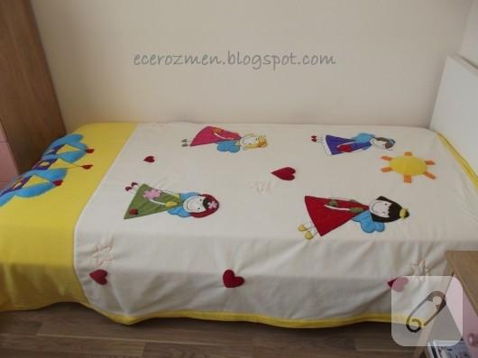 polar yatak örtüsü