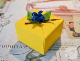 Origami kutular