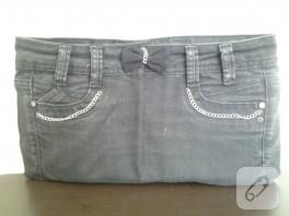 Eski kottan çanta