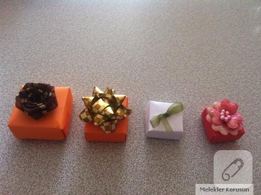 Kağıttan kutu yapımı (4)