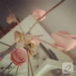 Kiraz çiçeklerim-diy