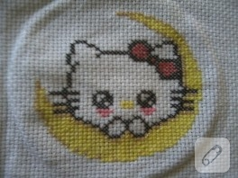 Uykucu Hello Kitty