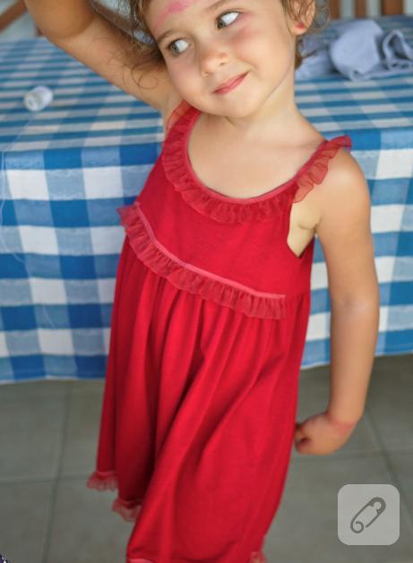 kızlar için elbise modeli