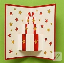 3 boyutlu zarf ya da davetiye yapımı