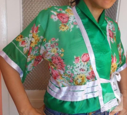 kimono bluz