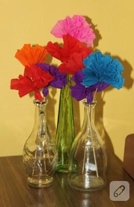 DIY: Vazolar ve Çiçekleri
