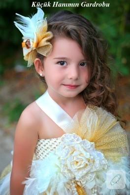 Rüya Gibi Bir Tütü Elbise :)