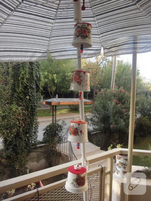 balkon süsü