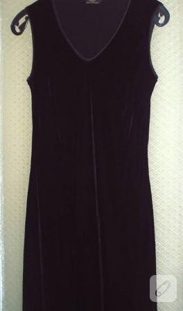 Eski elbiseye ufak bir dokunuş
