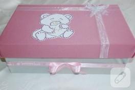 Bebek hediye kutusu