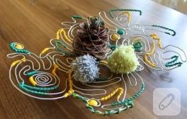 Hobini Yarat Sonbahar Yarışması için ikinci tasarımım (Sonbahar karmaşası)