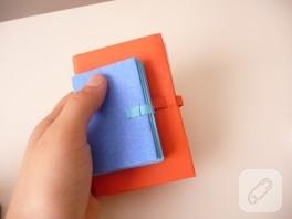 Origami minik defter