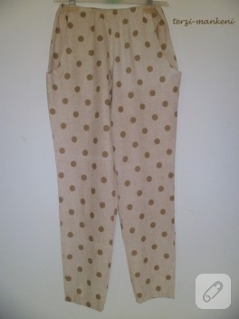 Harem pantolonu