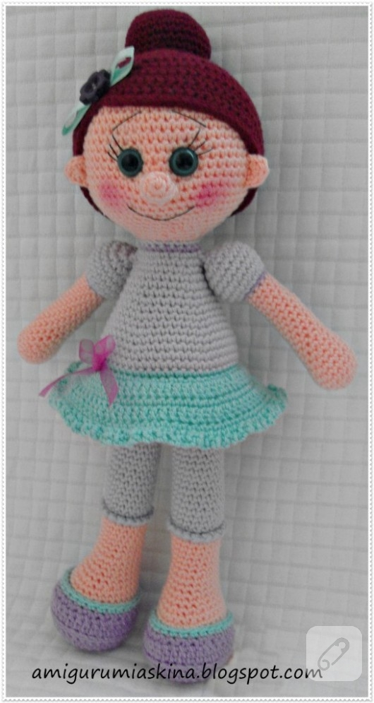 Amigurumi Askina Yilbasi Bebegi : Amigurumi Askina Related Keywords & Suggestions ...