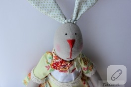 Bayan tavşan