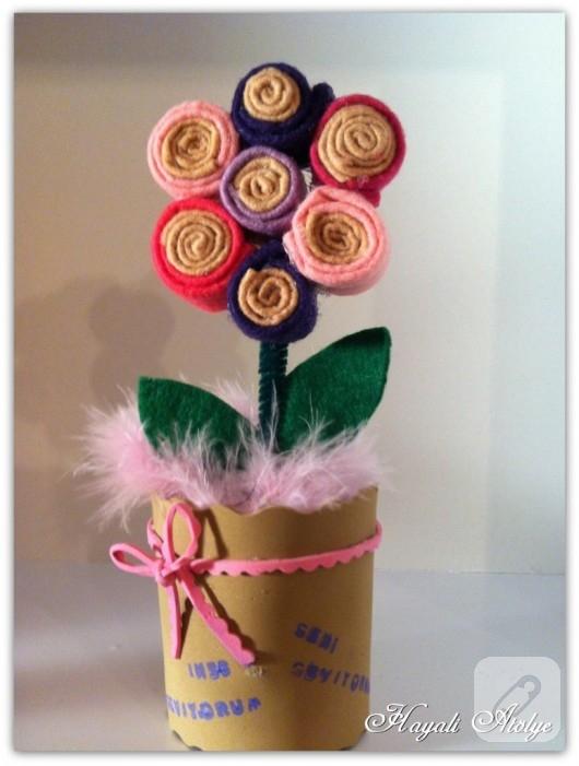 Dekoratif şeker ağacı