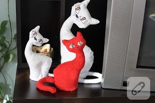 kumaş kedi